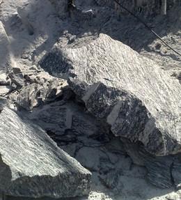 stensprackning